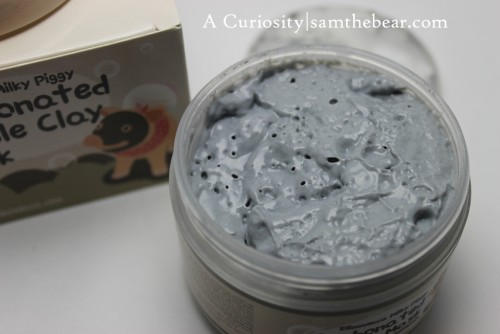 Elizavecca_Carbonated Bubble Clay Mask-opened